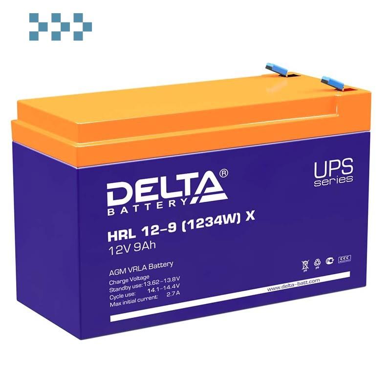 Аккумуляторная батарея DELTA HRL 12-9 Х (1234W)