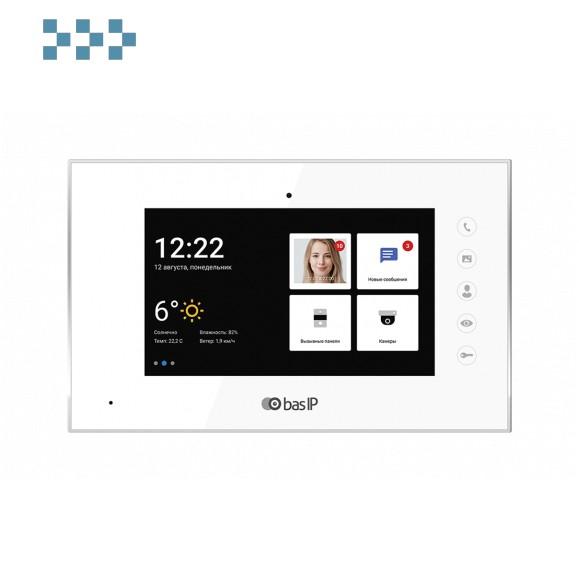 Видеодомофон BAS-IP AQ-07LA WHITE