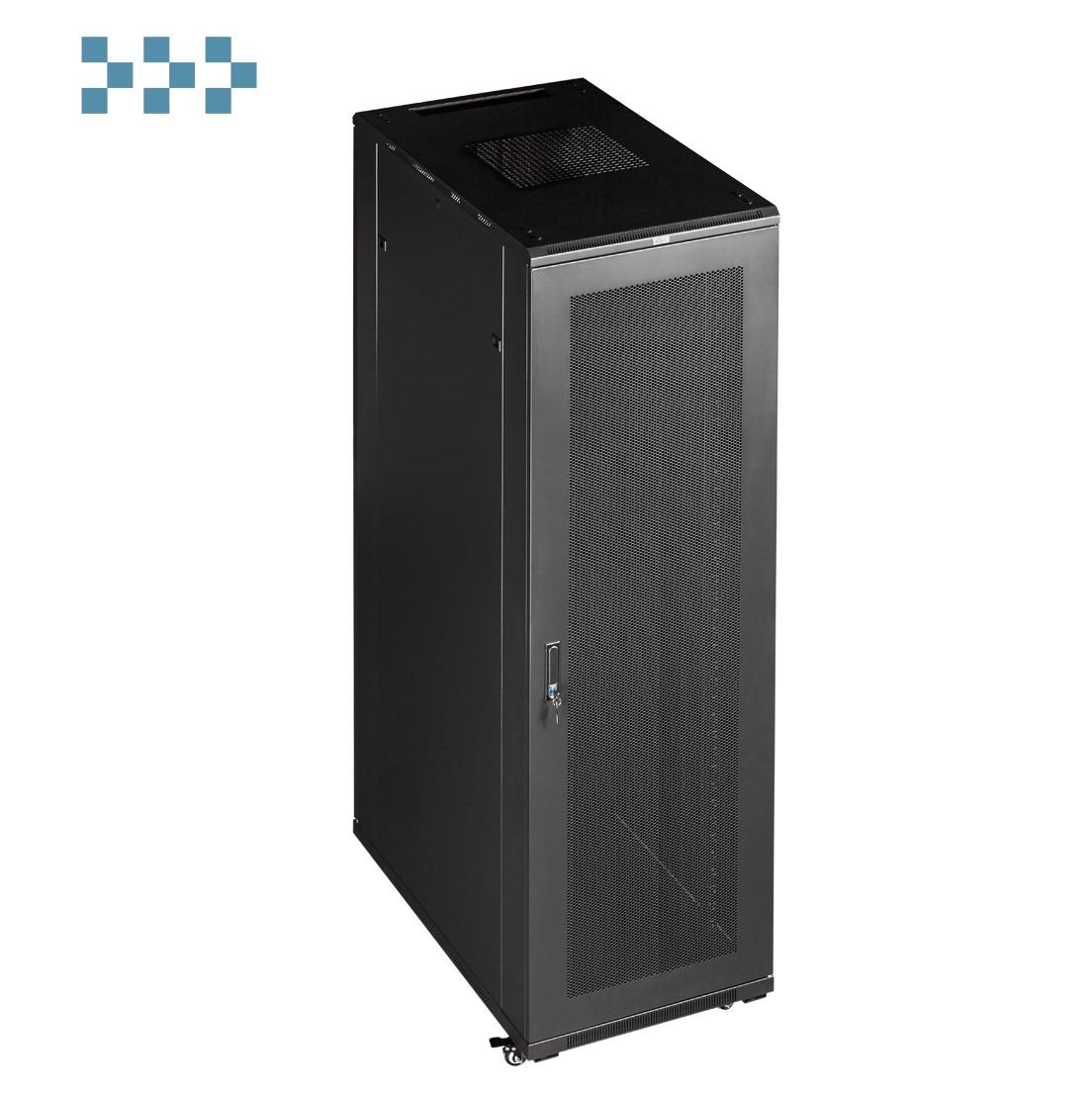 Шкаф напольный 19″ серии Business TWT-CBB-27U-6×10-P1