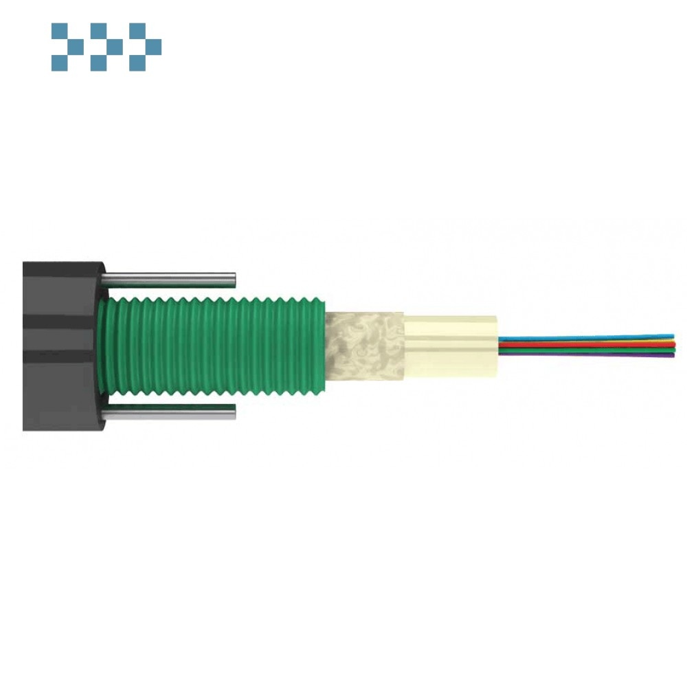 ВО кабель внешний бронированный стал. лентой LANMASTER GYXTW LAN-OFC-GYXTW08S21